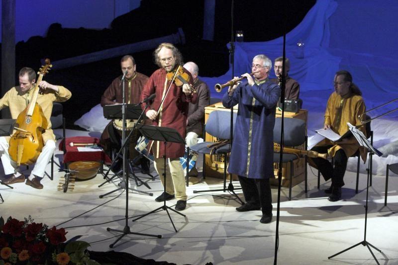 Klaipėdos festivalyje – skambūs pavasario aidai su estų ansambliu