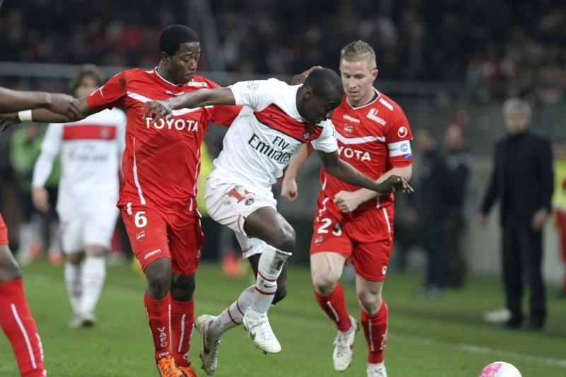 """""""Paris St Germain"""" pakilo į pirmąją vietą Prancūzijoje"""
