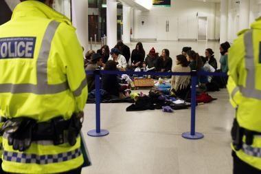 Olandai spaudžia ES įteisinti privalomą keleivių skenavimą