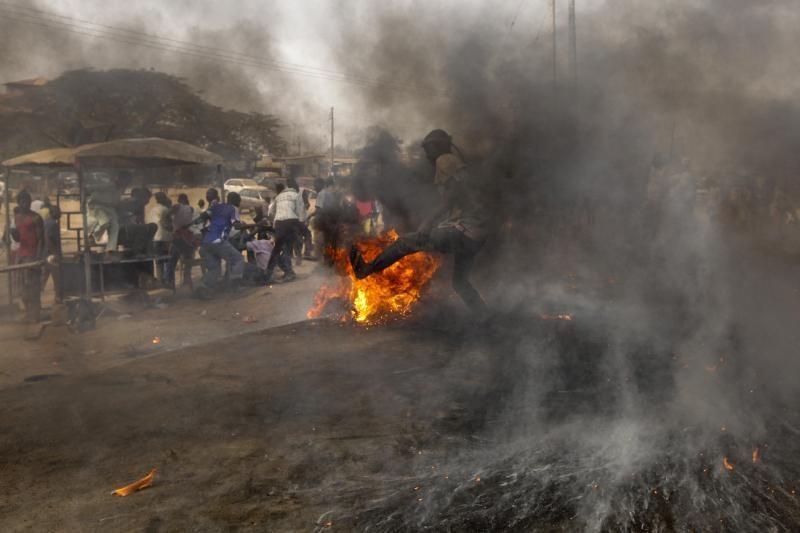 Nigerijoje per sprogimą prie bažnyčios žuvo mažiausiai 20 žmonių