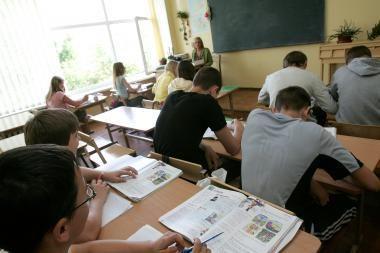 Sostinės mokykloje moksleiviui sukrėstos smegenys