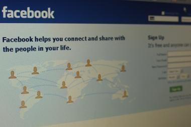 """""""Facebook"""" įkūrėjas M.Zuckerbergas pusę savo turto paaukos labdarai"""