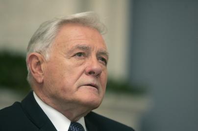 Prezidentas vyksta į Lietuvos kultūros sostinę