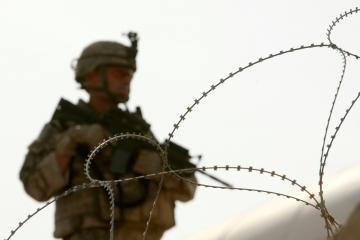 Afganistane žuvo vienas NATO karys, keturi sužeisti