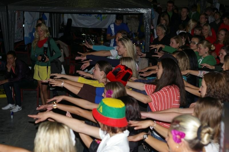 Klaipėdos muzikiniame teatre - jaunimo organizacijų mugė
