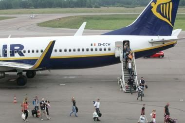 Kauno oro uostas sulaukė 400 tūkstančių keleivių