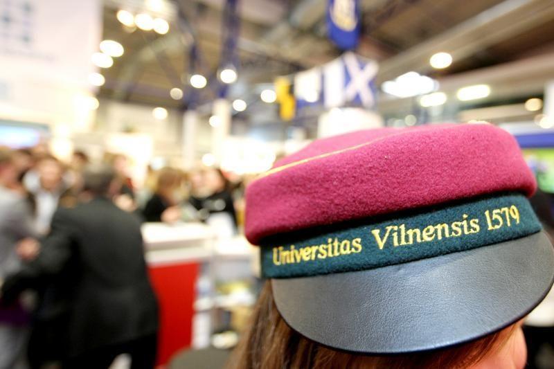 Kas laikinai vadovaus Vilniaus universitetui?
