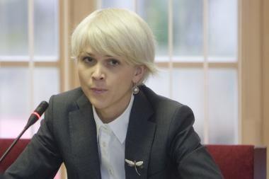 Prezidentės patarėja: G.Sodeika savo veiksmų su mumis nederino