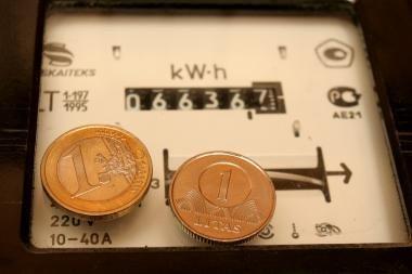 Patarimas: kaip sutaupyti 300 Lt už elektros energiją