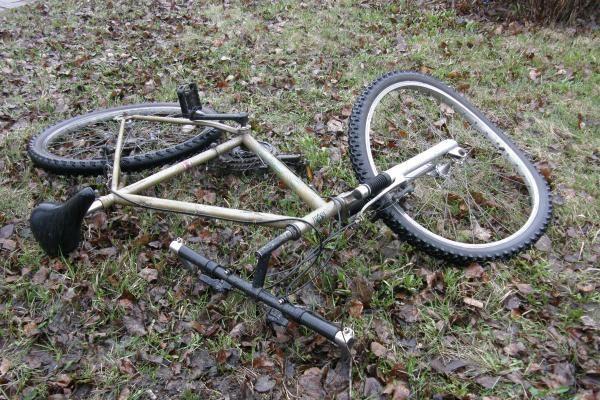 Regionų dviratininkai – pažeidžiamiausi
