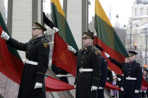 Lietuva švenčia 95-ąsias valstybės atkūrimo metines