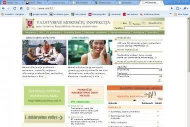 VMI žada: pajamų deklaracijos - kovo 23 d.