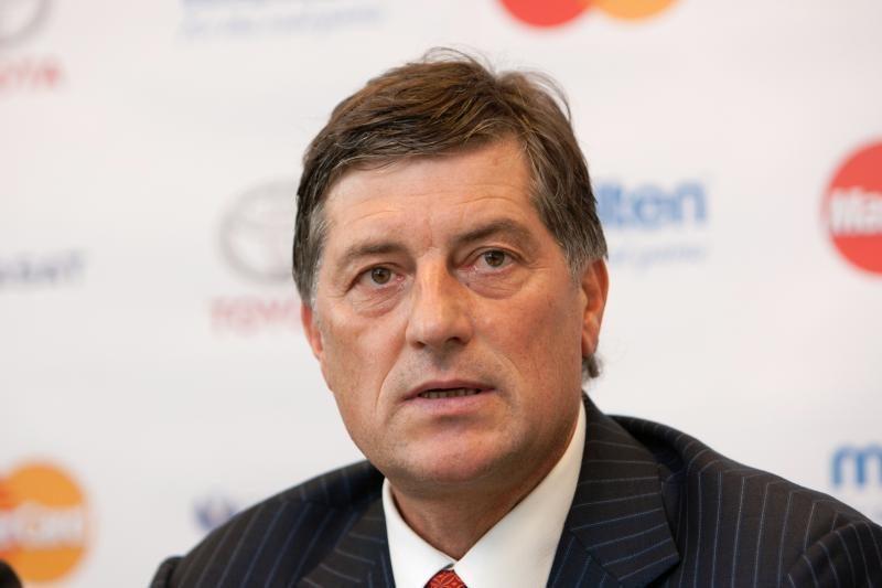 LKL vadovas kol kas nevertina Eurolygos ir VTB galimo susitarimo