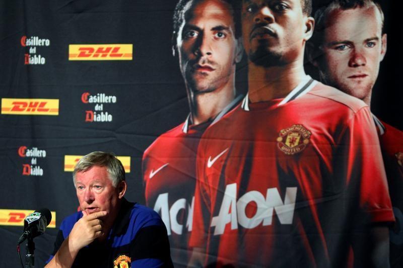 """""""Manchester United"""" treneris pripažino gėdą"""