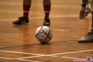 Šeštadienį finišuos salės futbolo pirmenybės