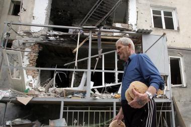 Įvykius Pietų Osetijoje tirs nepriklausomi ekspertai