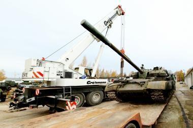 Kodėl Kaunas lieka be tankų?