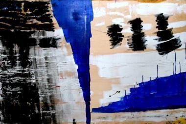 Tėvo – tapyba, sūnaus – filmas Baroti galerijoje