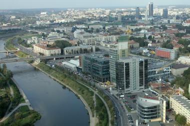 Vilniuje - Lietuvos profesinių sąjungų konfederacijos suvažiavimas