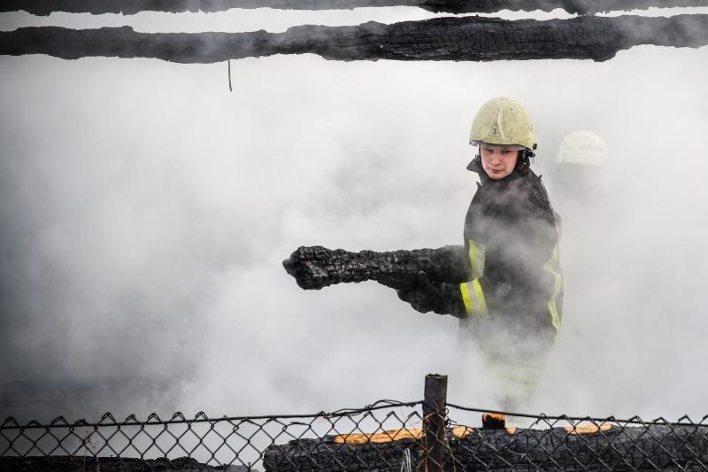 Išaugo Lietuvos gyventojų pasitikėjimas ugniagesiais ir bankais