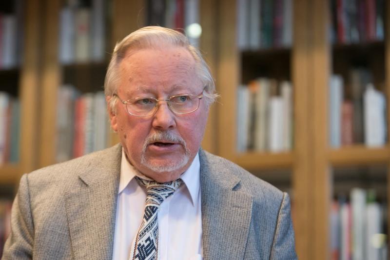 V.Landsbergis dalyvaus TS-LKD pirmininko rinkimuose dėl L.Andrikienės?