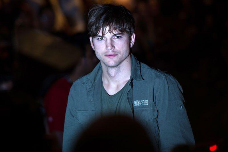 Aktorius Ashtonas Kutcheris keliaus į kosmosą