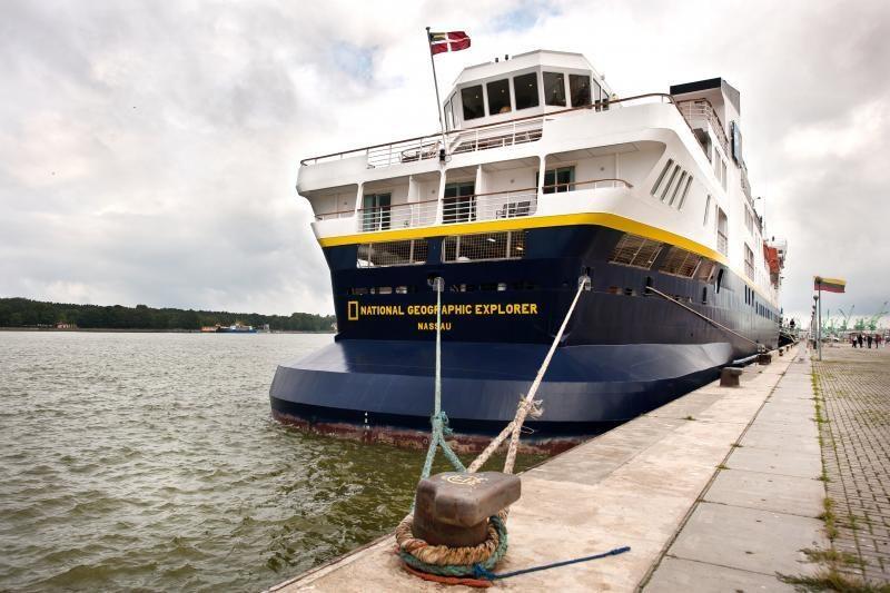 Pirmadienį į Klaipėdos uostą užsuks paskutinis kruizinis laivas