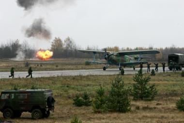 The Economist: NATO nutarė rengti Baltijos šalių gynybos planus