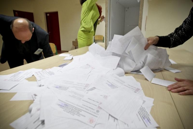 Pagal Seimo rinkimų rezultatus pakeista Rinkimų komisijos sudėtis
