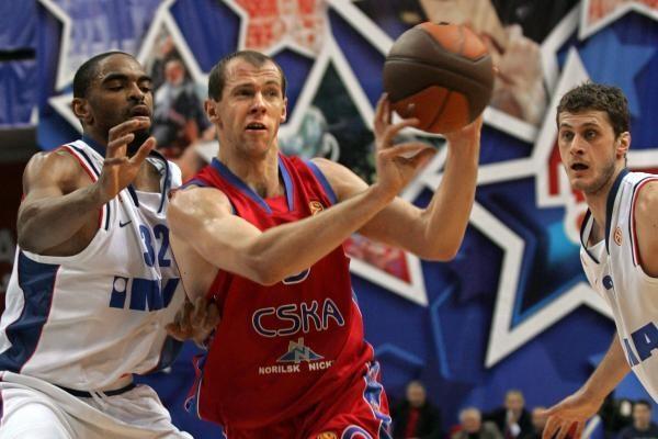 R.Šiškausko klubas iškovojo Rusijos krepšinio taurę