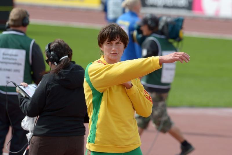 Z.Sendriūtė sėkmingai įveikė kvalifikaciją ir žengė į finalą