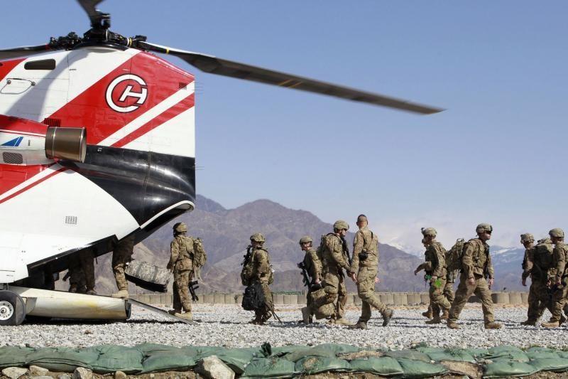 Į civilius afganus šaudęs JAV karys išgyveno dėl draugo sužeidimo