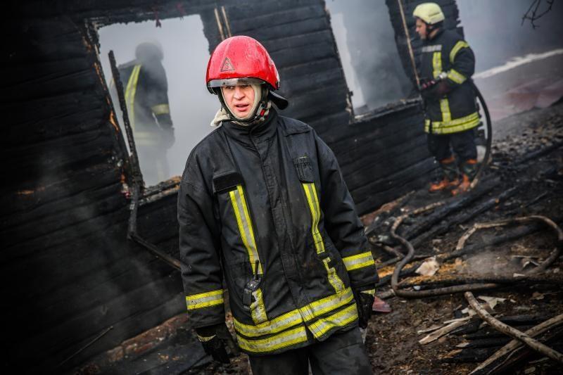 Skurstantiems ugniagesiams – nei pinigų, nei pažadų