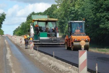 Magistraliniame kelyje tarp Kauno ir Zarasų eismas taps saugesnis