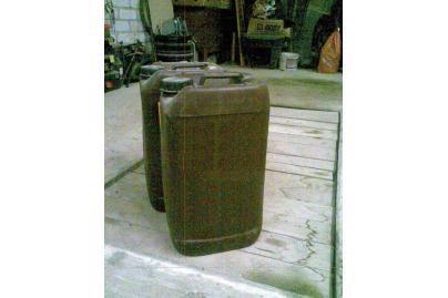 Garaže - vogtas dyzelinas