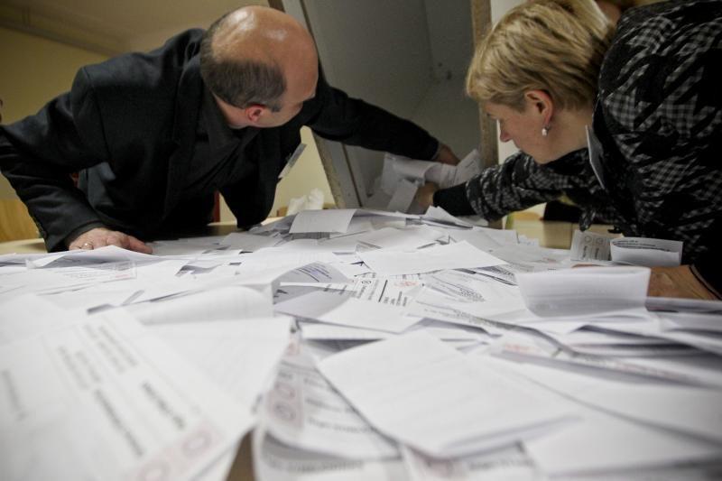 Išankstiniuose Seimo rinkimuose balsavo dar tik apie 1 proc. rinkėjų