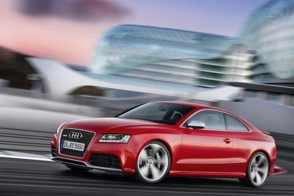 """Audi RS5"" – galingas kupė"
