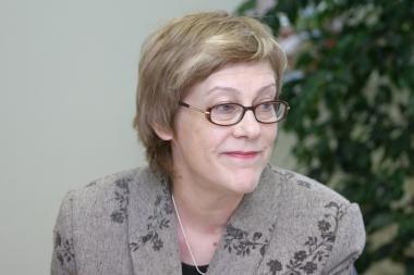 Uostamiesčio valdininkė taps kultūros viceministre