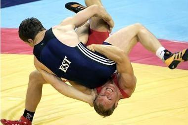Sėkmingi jaunųjų Joniškio imtynininkų startai tarptautiniame turnyre Estijoje