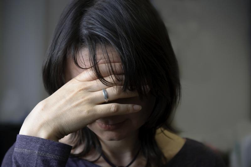 Po šeimyninio konflikto – kirstinė nosies žaizda