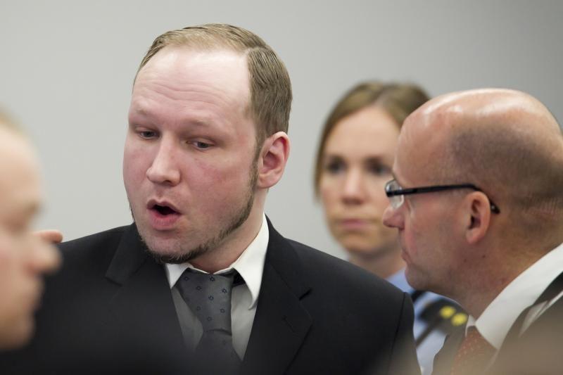 Ekspertai abejoja dėl A.B.Breiviko psichinės būklės tyrimo išvadų
