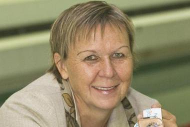 B.Statkevičienė – pasaulio veteranų čempionė