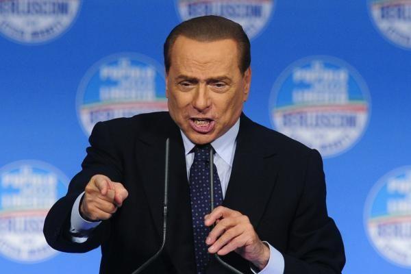 S.Berlusconi kyšininkavimo byloje gresia penkeri metai kalėjimo