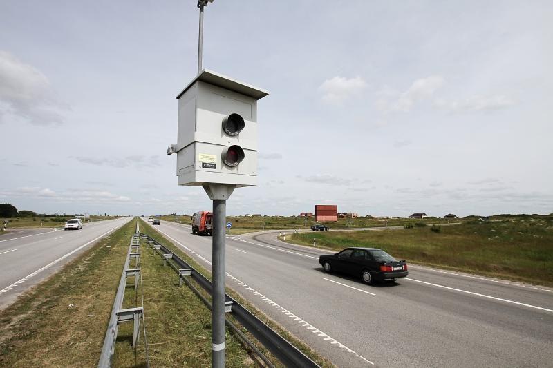 Per savaitę Kauno apskrityje – 359 greičio viršijimo atvejai