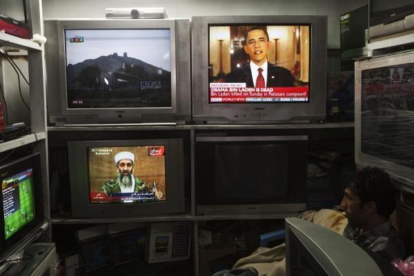 JAV: O.Bin Ladenas nužudytas, perspėjama dėl keršto (atnaujinta)