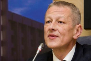 Į aplinkos ministrus siūlomas G. Kazlauskas