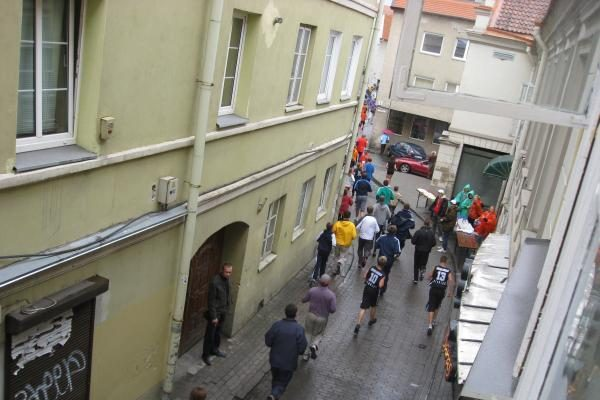 Vilniaus maratono rekordininkei - 10 tūkst. litų