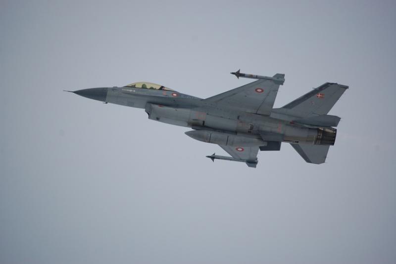 Danai perims NATO oro policijos vykdymą Baltijos šalių erdvėje