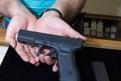 Teksaso mokytojai galės nešiotis ginklą