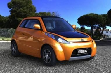 Kinai kurs pigiausią automobilį